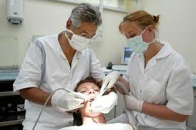 geconventioneerde tandartsen