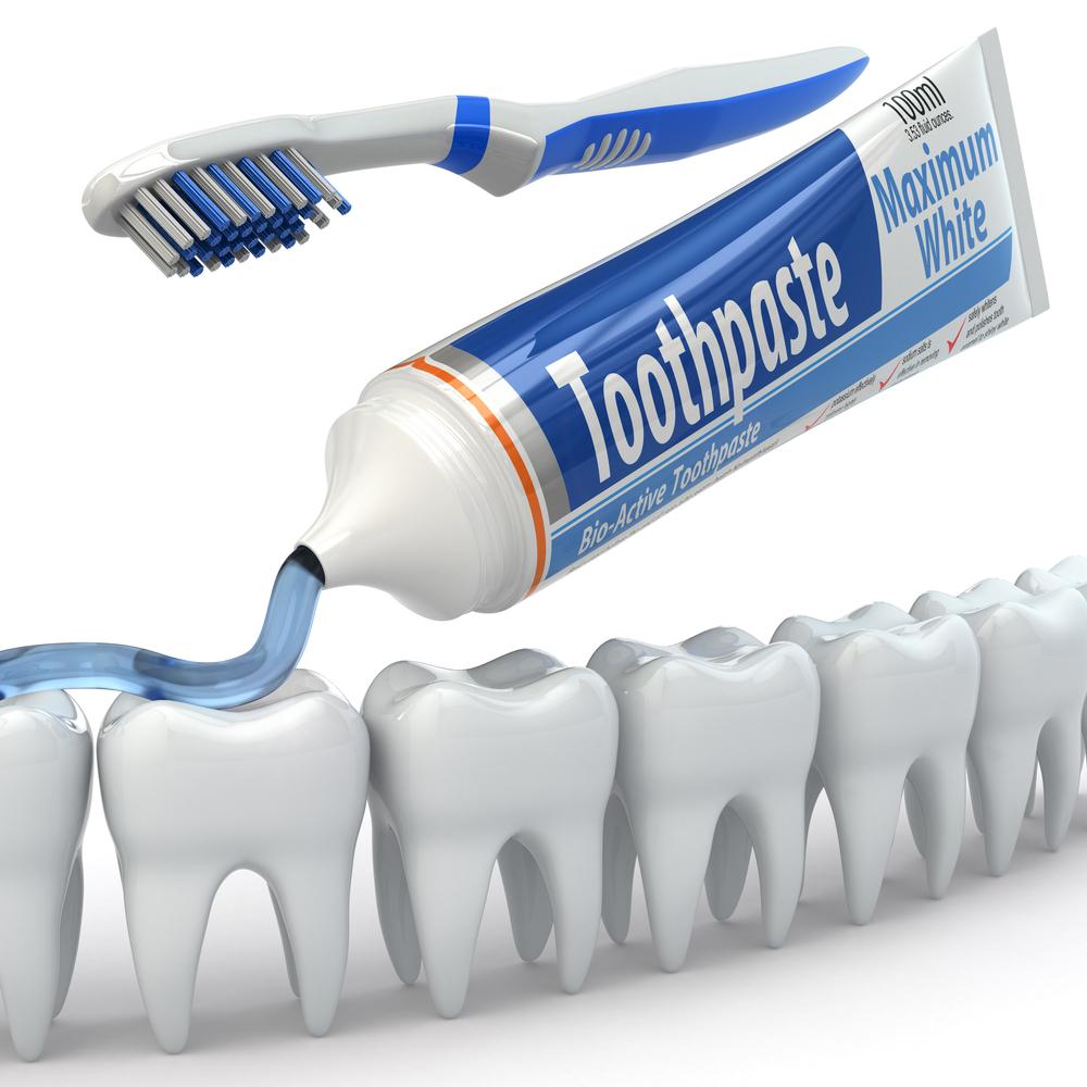 tandpasta baby peuter
